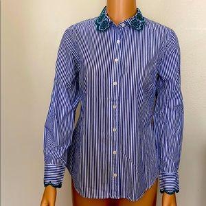 J.Crew long sleeves shirt